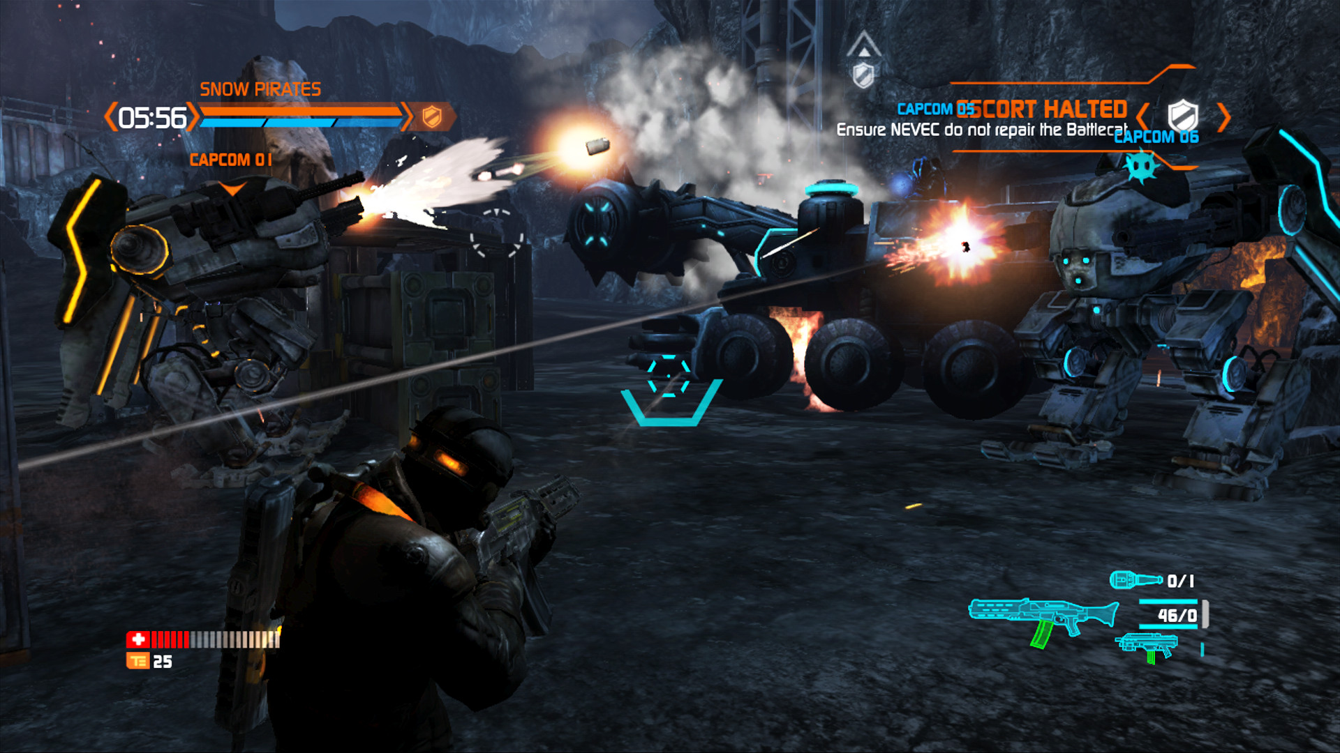 Lost Planet 3 multiplayer preview