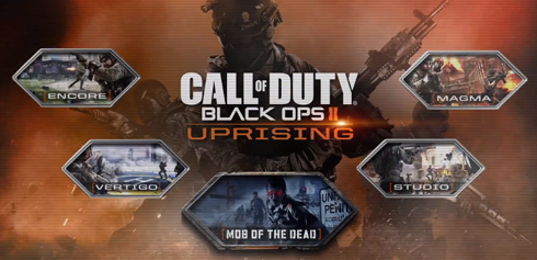 Call of Duty Black Ops 2 Uprising
