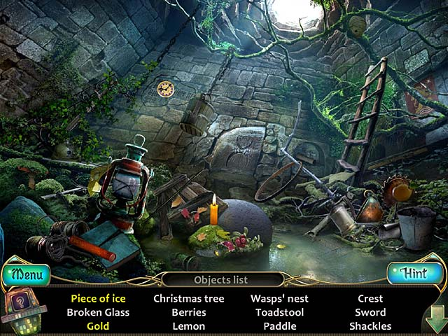 hidden object, phenomenon meteorite, review