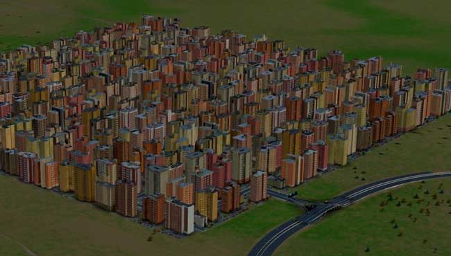 SimCity Social patch 2.0