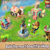 Wooga's Pocket Village comes to life this week on iOS