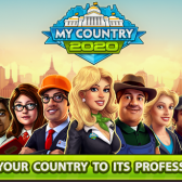 2020: My Country is Game Insight's city-building sequel on Android