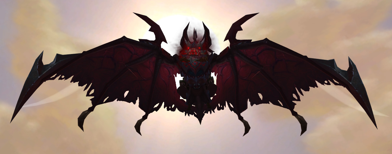 Armored Bloodwing Mount