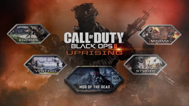 Call of Duty Black Ops II Uprising
