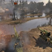 Company of Heroes 2 trailer goes above the battlefield