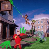 Disney Infinity puts the pedal to the metal with the Toy Box Racing trailer