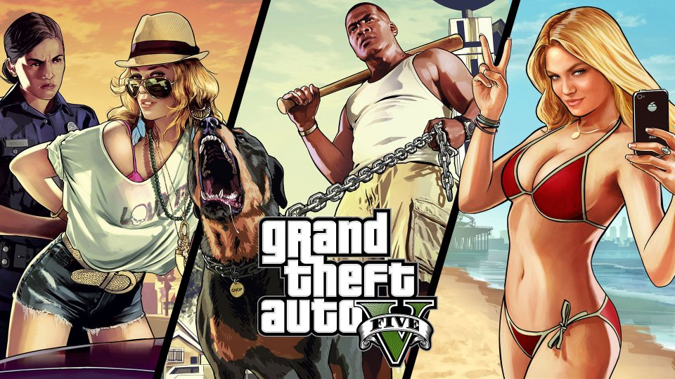 GTA 5 Special Editions and Pre-Order Bonus Revealed (You Get A Sick ...