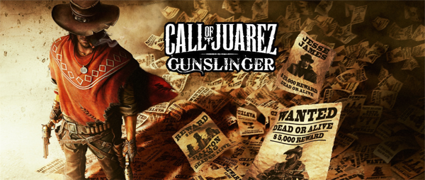 Call of Juarez Gunslinger
