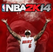 In case you missed it: LeBron James to be on the NBA 2K14 cover