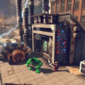 Lego Marvel Super Heroes assembles on multiple platforms this fall
