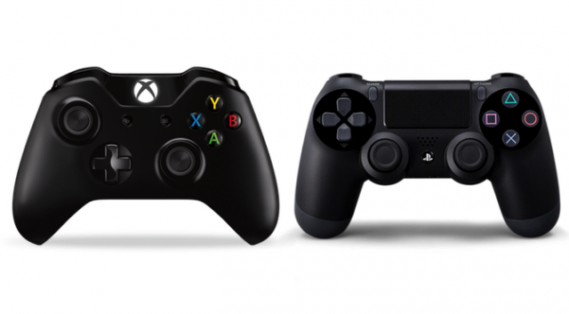 Xbox one, Playstation 4