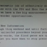 GameStop: 'The flood gates are open' for PS4 pre-orders