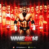High-energy WWE 2K14 trai