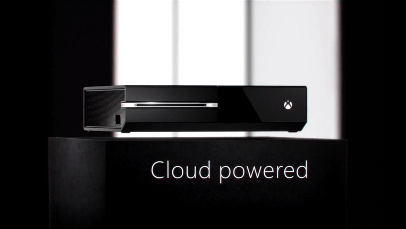 Xbox One Cloud