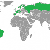 Countries that are not supported at Xbox One launch