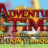 Preview - Adventure Time: Explore the Dungeon Because