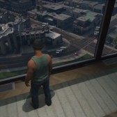 Grand Theft Auto Online briefly teased in new GTA 5 gameplay video