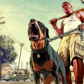 Grand Theft Auto 5's dog, Chop, is customizable