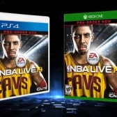 Kyrie Irving named NBA LIVE 14 cover athlete