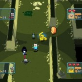 New Adventure Time is a multiplayer dungeon-crawler