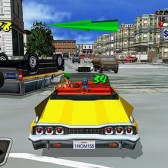 Crazy Taxi joyrides on to Android