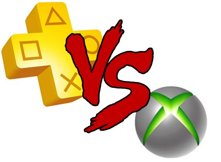 Xbox Live vs. PS Plus