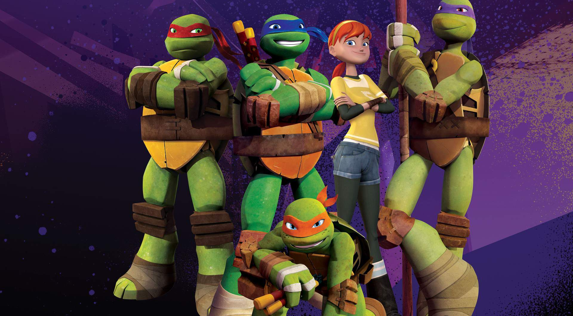 Activision announces new TMNT  Tmnt