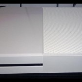 Here's what a white Xbox One dev kit looks like