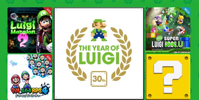 The Year of Luigi