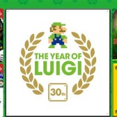 Nintendo hails 2013 as the Year of Luigi with new site