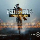 Battlefield 4 Premium announced