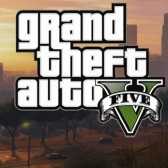 Limited edition Grand Theft Auto 5 str