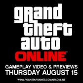 Grand Theft Auto Online reveal date this week