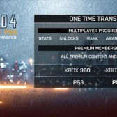 Battlefield 4 allows easy upgrade from Xbox 360, PS3 to Xbox One, PS4