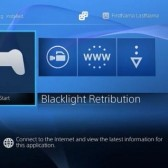 Leaked PS4 user interface video