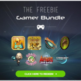 Don't Miss Gamezebo's Freebie Gamer Bundle