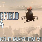 Battlefield 4 Open Beta Video - Vehicle Mayhem