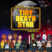 Disney announces 8-bit mobile game Star Wars: Tiny Death Star