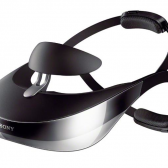Sony Introduces Wireless 3D High Definition Visor