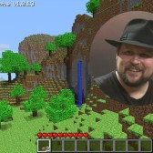Minecraft Creator Notch Appears on The Late Late Show