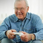 Study: Older People Are Gamers, Too