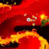 Rayman Fiesta Run iOS Review