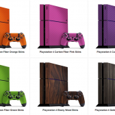 Personalize Your PS4 with Slickwraps