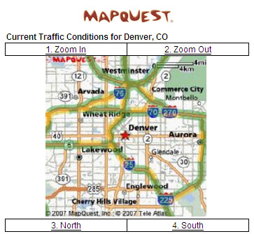 MapQuest for Mobile - Live Traffic
