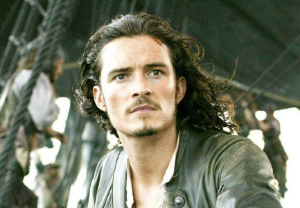 Orlando Bloom's character in the now-juggernaut Pirates of the Caribbean