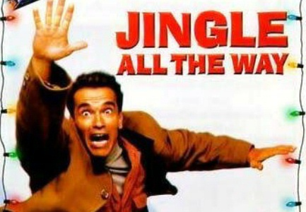 arnold schwarzenegger jingle all the way