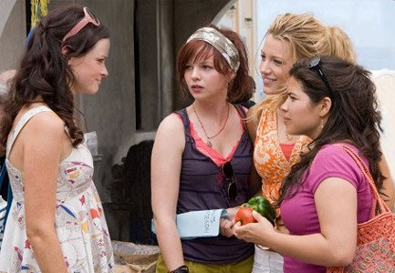 Sisterhood Of Traveling Pants. Review: The Sisterhood of the