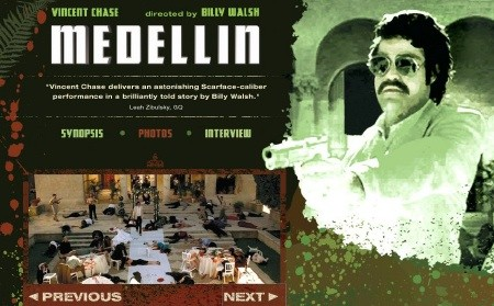 Medillin the movie