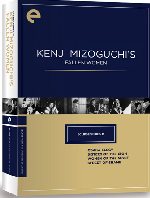 Criterion Eclipse - Kenji Mizoguchi's Fallen Women box set