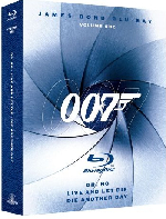 James Bond Blu-ray Collection Volume 1